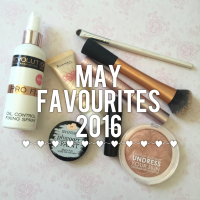 May Favourites 2016