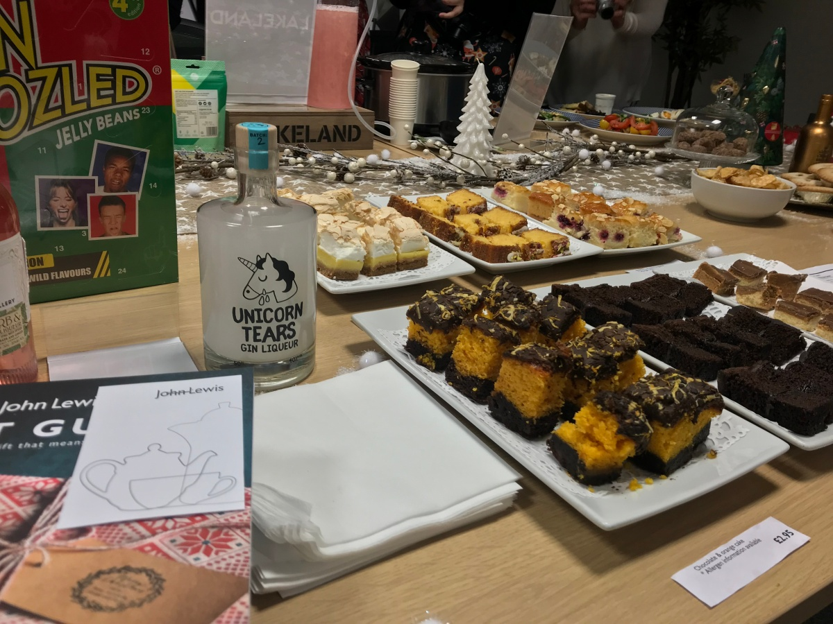 QBloggers: Festive Feasting with Queensgate